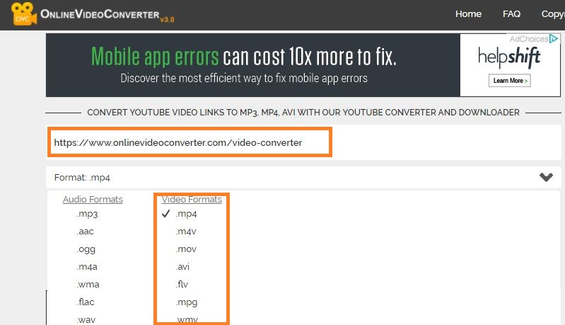 YouTube Subtitle Downloader - Online Video Converter